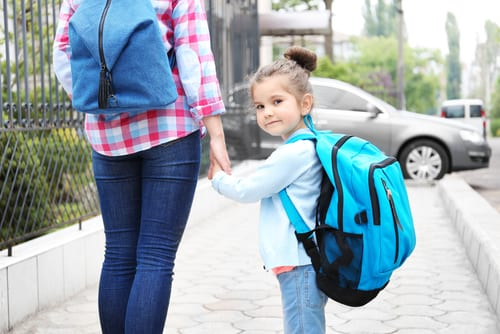 Can a parent abduct his/her own child?